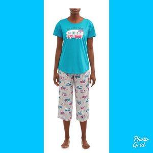 NWT Secret treasures pajamas RV